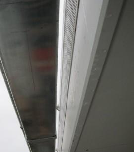 Feutigkeit Dach, fehlendes Tropfblech, Bausachverständiger