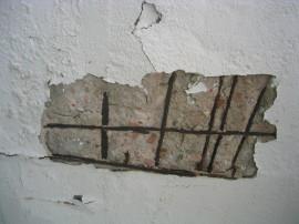 Korrosionschaden Beton